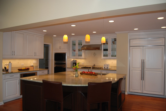 Chicago Kitchen Remodel What Does Integrated Appliance Mean