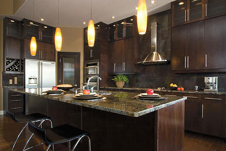 chicago custom kitchen cabinets