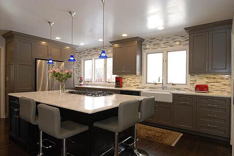 Chicago Kitchen Design What Is A Work Triangle Is It Important Mesmerizing Kitchen Designer Chicago