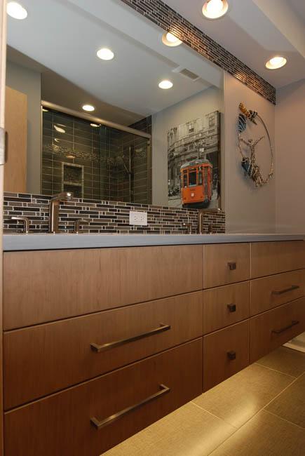 chicago north shore bathroom design remodeling projects kitchens baths unlimited. Black Bedroom Furniture Sets. Home Design Ideas