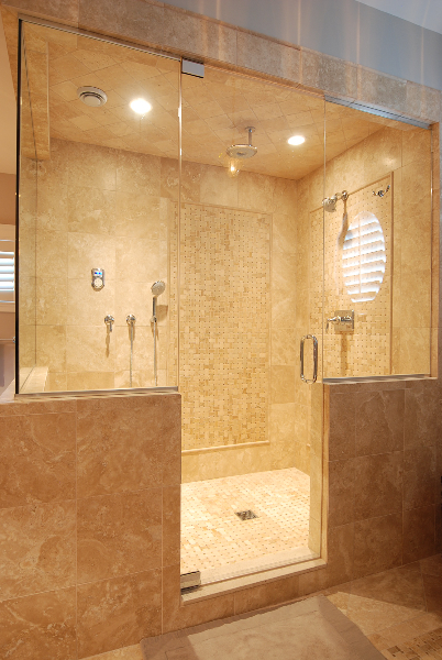 steam shower - Luxury Steam Showers