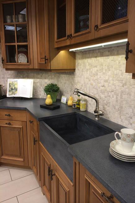 Ordinaire Soapstone Kitchen Countertops