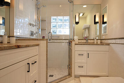 Bathroom Remodeling Chicago Uncramp Your Small Bathroom