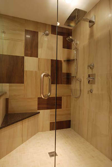 Bathroom Remodeling Chicago Converting Your Tub into a Shower
