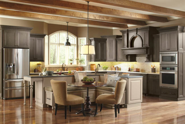 Kitchen Design Chicago   Standard Heights