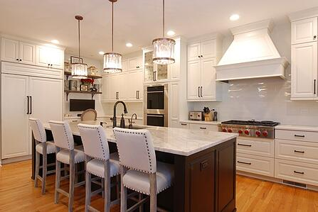 Chicago Kitchen Design Pros Cons Of Putting A Sink In The Island