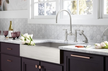 The Trend Of Mixing Metals In Chicago Kitchen Design