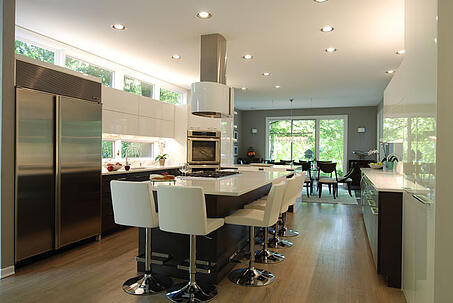 Pros Cons Of Designing A Kitchen With A Stovecooktop In