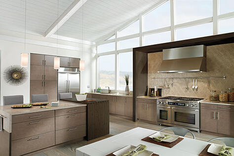 Chicago Custom Cabinets Introducing Kitchencraft Semi Custom Cabinets
