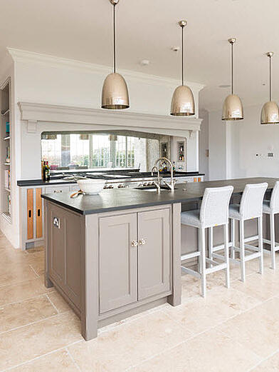 Chicago Kitchen Remodeling Contractor Get Your Dream: Chicago Kitchen Design Ideas: Mirror Mirror On The Wall