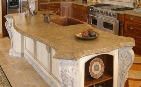 Chicago Kitchen And Bath Concrete Counters