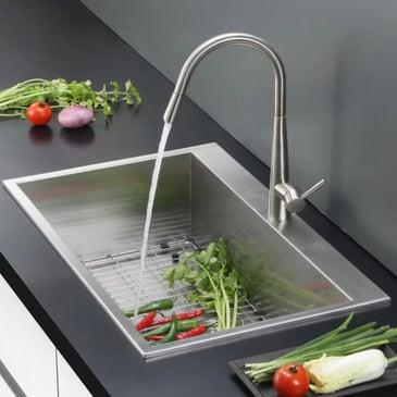 Chicago Kitchen Design: Should I do a Drop-in or Undermount Sink?
