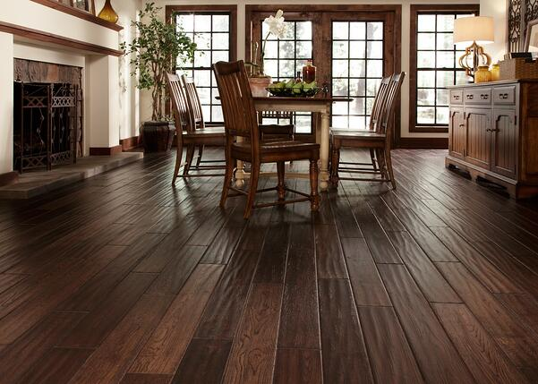 Beautiful Durable Hardwood Flooring Types For Chicago Home Remodeling Projects