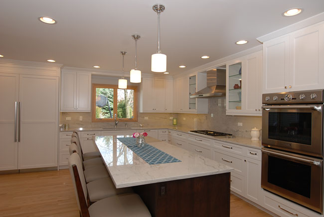 Chicago north shore kitchen design ideas remodeling projects kitchens baths unlimited - Chicago kitchen designers ...