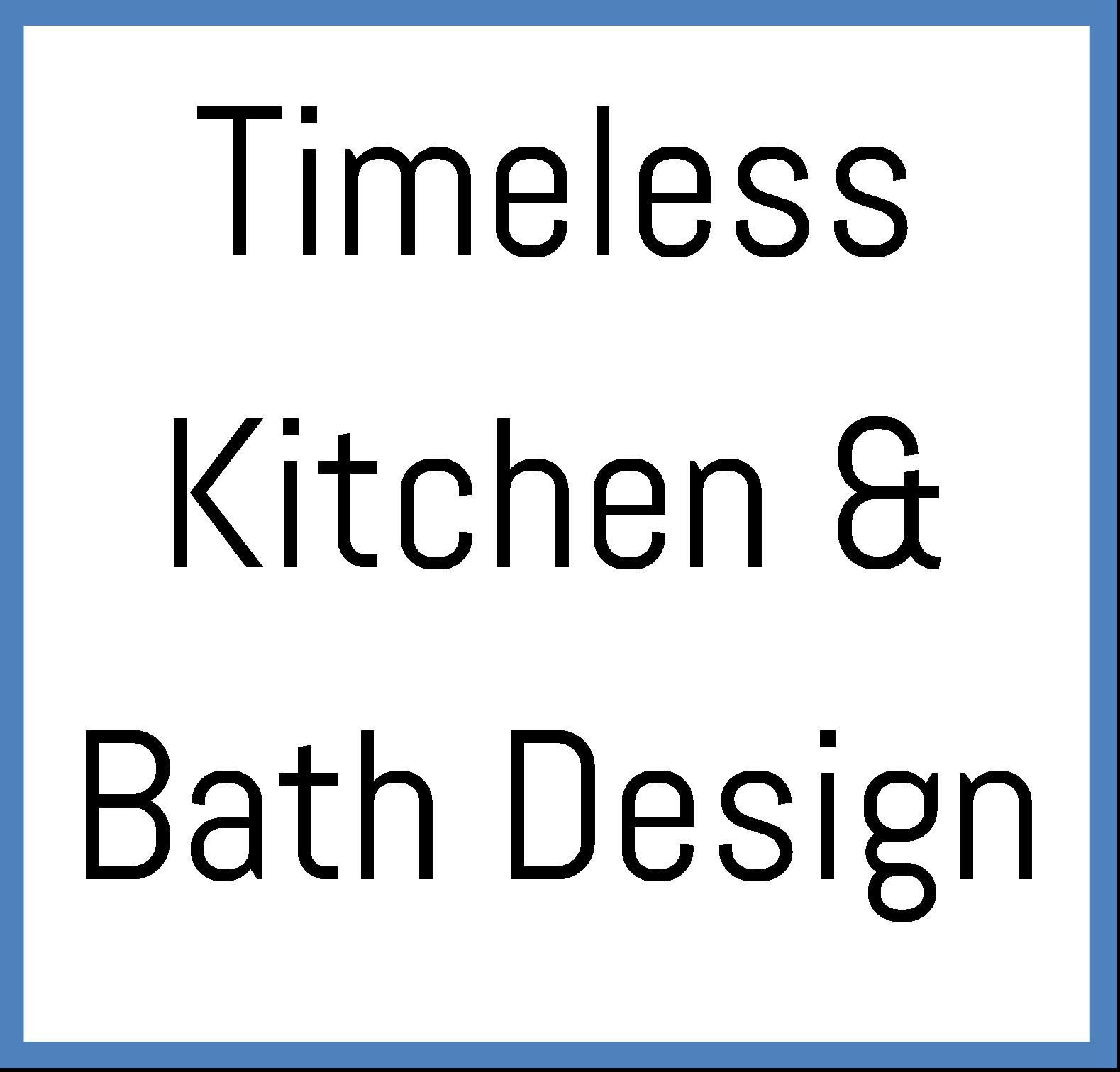 Make your chicago kitchen or bath remodel stand the test for Kitchen designs that stand the test of time